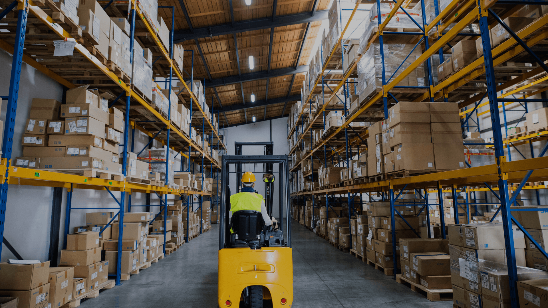 How to set up a warehouse for your factory